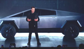 मस्क ने लॉन्च किया इलेक्ट्रिक साइबर ट्रक, जानें कीमत और खूबियां