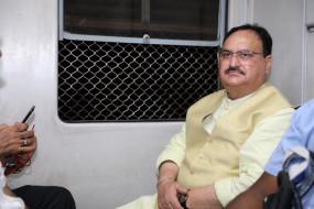 नड्डा ने झारखंड चुनाव व संसद सत्र को लेकर की बैठक