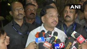 महाराष्ट्र में सरकार बनाने की दौड़ में फिर शामिल हुई बीजेपी, राणे बोले- बहुमत जुटाएंगे