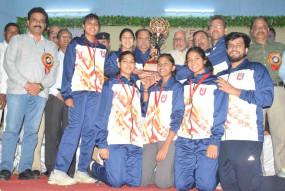 नेशनल स्कूल बैडमिंटन - गल्र्स में महाराष्ट्र फिर चैंपियन, बॉयज में हरियाणा ने बाजी मारी