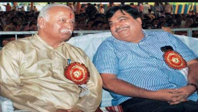 महाराष्ट्र: मोहन भागवत से आज मिलेंगे नितिन गडकरी, फडणवीस नहीं ये होंगे सीएम !