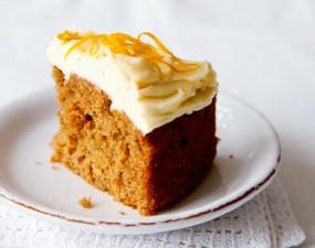 बर्थडे या किसी इवेंट पर घर पर बनाएं ऑरेंज जेस्ट केक