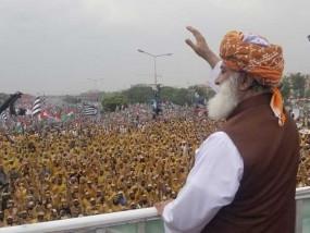 पाकिस्तान : मौलाना ने रखा विकल्प, इमरान इस्तीफा दें या 3 महीने में चुनाव हो