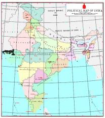 भारत के नए राजनीतिक मानचित्र को पाकिस्तान ने नकारा