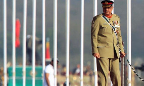 पाकिस्तान: बाजवा के सिर पर लटकी तलवार, एक्सटेंशन पर आज आ सकता है SC का फैसला