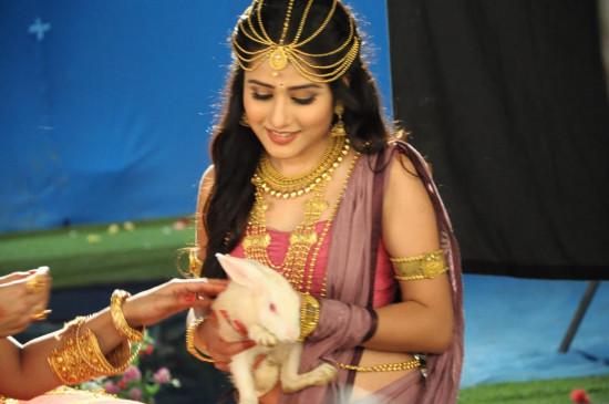 पन्ना की बेटी ने मायानगरी में बिखेरा अपने अभिनय का जादू