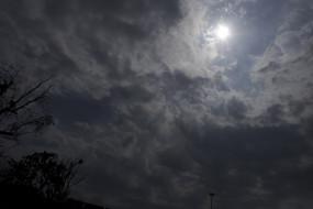 बिहार में आंशिक रूप से बादल छाए