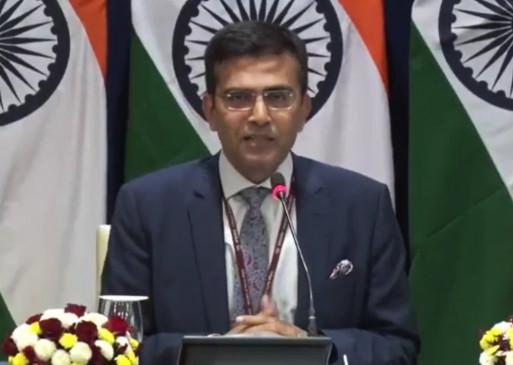 पाक को भारत की दो टूक, अयोध्या पर SC का फैसला हमारा आंतरिक मामला