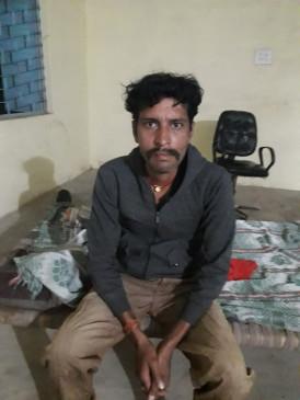 रिश्वत लेते पटवारी रंगे हांथ गिरफ्तार - किसान ने की थी शिकायत