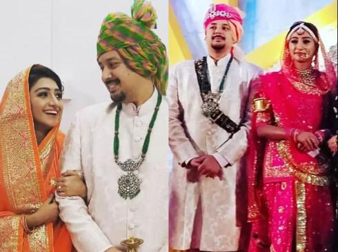 राजकुमारी मोहेना कुमारी सिंह का रीवा में शाही रिसेप्शन
