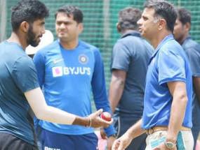 राहुल द्रविड़ ने कहा- हमारे तेज गेंदबाज युवाओं के लिए रोल मॉडल हैं