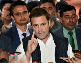 प्रज्ञा को आतंकी कहने पर राहुल बोले- 'जिसे जो करना है करो'