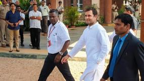 SPG सुरक्षा वापस लेने पर बोले राहुल, मेरी और परिवार की सुरक्षा के लिए शुक्रिया