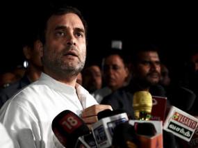 राहुल ने केरल CM को लिखी चिट्ठी, मासूम की मौत पर मुआवजे की अपील