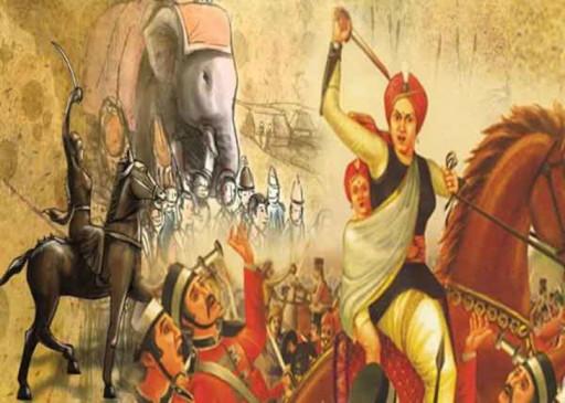 रानी लक्ष्मी बाई जयंती: मणिकर्णिका ऐसे बनीं झांसी की रानी और फिर छुड़ाए अंग्रेजों के छक्के
