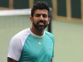 रोहन बोपन्ना ने चोट के कारण भारत-पाकिस्तान डेविस कप से अपना नाम लिया वापस