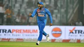 रोहित 100 टी-20 खेलने वाले भारत के पहले खिलाड़ी बनने से 1 मैच दूर