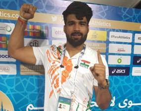 संदीप-सुमित ने टोक्यो पैरालंपिक के लिए किया क्वालीफाई