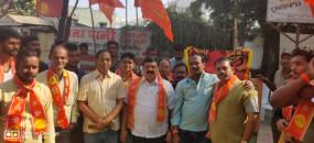 शिवसेना के नेतृत्व में सरकार बनते देख नागपुर में एक्टिव हुए पुराने कार्यकर्ता