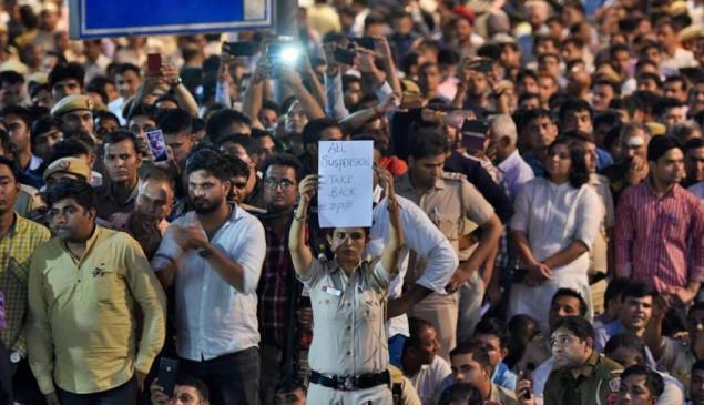 दिल्ली पुलिस की बगावत : खुफिया तंत्र फेल या बवाल में सब शामिल!