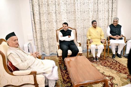 शाह ने भूपेंद्र को अचानक भेजा मुंबई, रातोंरात हुआ महाराष्ट्र में महाउलटफेर