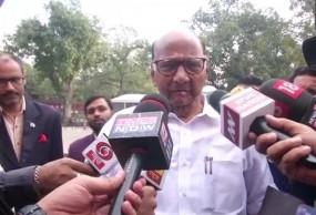 महाराष्ट्र: शरद पवार का यू-टर्न, बोले- शिवसेना-बीजेपी से पूछो कब बनेगी सरकार