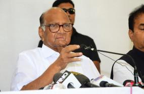 संघ विचारक की भविष्यवाणी-2022 में एनडीए से राष्ट्रपति उम्मीदवार होंगे शरद पवार