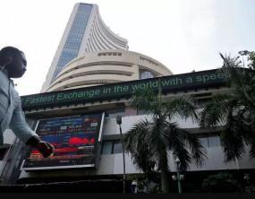 गिरावट में बंद हुआ शेयर बाजार, सेंसेक्स 67 और निफ्टी 36 अंक लुढ़का