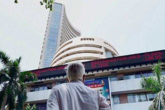 तेजी में बंद हुआ शेयर बाजार, सेंसेक्स 170.42 अंक चढ़ा और निफ्टी 11870 के पार