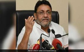 एनडीए से नाता तोड़ सरकार बनाने प्रस्ताव भेजे शिवसेना - नवाब मलिक