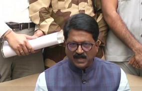 केंद्रीय मंत्री पद से इस्तीफा देने के बाद अरविंद सावंत बोले- भाजपा ने फॉर्मूला नहीं माना