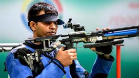निशानेबाजी : दीपक को टोक्यो ओलम्पिक का टिकट हासिल