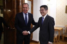 चीन-रूस संबंध चीनी विदेश नीति का अहम हिस्सा