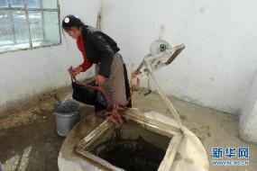 तिब्बत में 5.8 लाख गरीब लोगों की पेयजल समस्याओं का समाधान