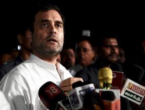 दिल्ली: विशेष अदालत ने राहुल के खिलाफ राजद्रोह की शिकायत की खारिज