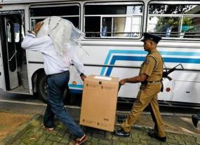 श्रीलंका राष्ट्रपति चुनाव में 80 प्रतिशत मतदान