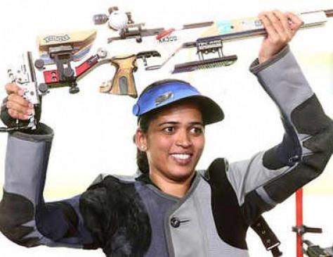 Asian Championship: तेजस्विनी सावंत ओलंपिक कोटा हासिल करने वाली 12वीं भारतीय निशानेबाज बनी