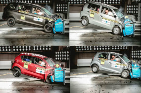 Global NCAP के क्रैश टेस्ट में ये गाड़ियां हुईं फैल, Ertiga को मिली 3 स्टार रेटिंग