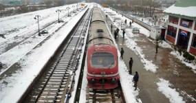 जम्मू-कश्मीर में फिर बहाल होंगी ट्रेन सेवाएं, 370 हटाए जाने के बाद से थी बंद