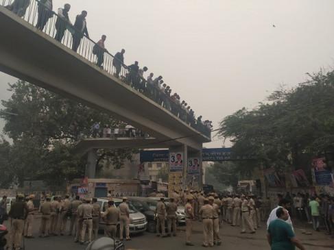 वकील और पुलिस विवाद के बाद आज पहली बार खुलेगी तीस हजारी कोर्ट, चप्पे-चप्पे पर सुरक्षा