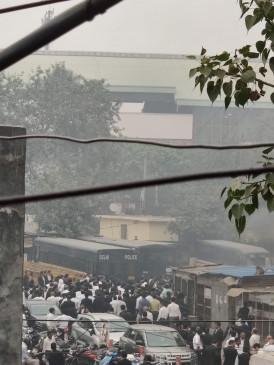 तीस हजारी हिंसा : दक्षिण दिल्ली के विशेष पुलिस आयुक्त आर.एस. कृष्णा को उत्तरी दिल्ली का अतिरिक्त प्रभार