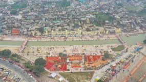 अयोध्या में बनेगा पर्यटन थाना, जमीनों का हो रहा मुआयना