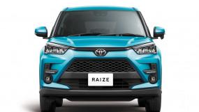 Toyota Raize SUV हुई लॉन्च, जानें कितनी है खास