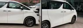 Toyota Vellfire लॉन्च से पहले आई नजर, भारत में कंपनी की सबसे महंगी एमपीवी होगी