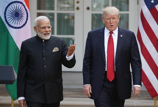 अमेरिका से व्यापार समझौता जल्द, अगले हफ्ते भारत आ सकते हैं अधिकारी