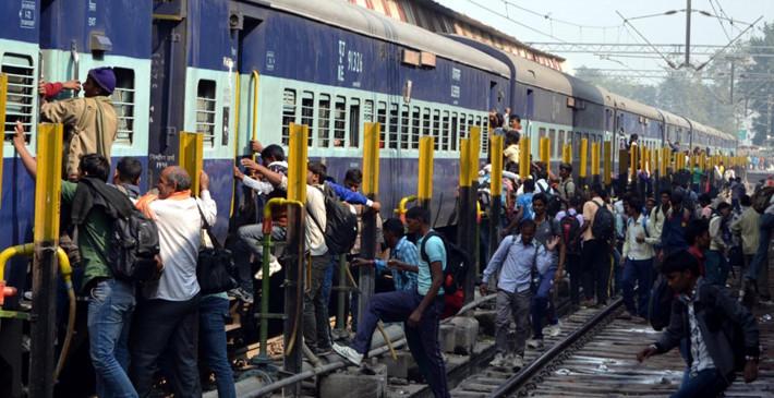 वाराणसी रेलवे स्टेशन पर दक्षिण भारतीय भाषाओं में भी होगी घोषणा