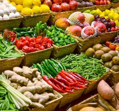 नहीं घट रहे सब्जियों के दाम, जानिए थोक बाजार का भाव