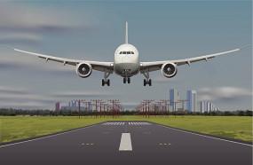 रायपुर में मौसम बिगड़ा, नागपुर में विमानों की लैंडिंग, दिल्ली से भरी थी उड़ान