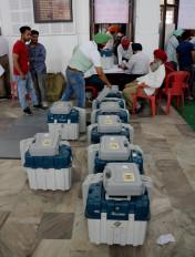 पश्चिम बंगाल उपचुनाव : हार के बाद भाजपा ने ईवीएम पर सवाल उठाया