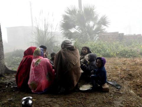 उत्तर प्रदेश में पछुआ हवाओं ने बढ़ाई ठंडक